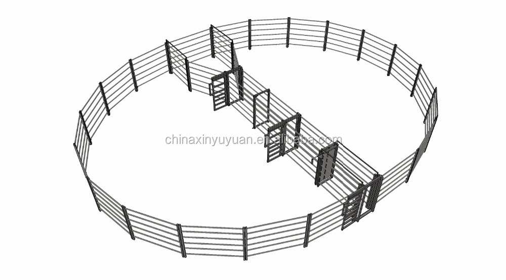 Factory supply high quality farm fence / field fence & cattle fence / horse farm