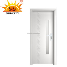 SC-P160 italian design mdf doors interior pvc door house