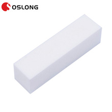 Wholesale Factory Price Nail Care Tool 4 Side Magic Soft Sopnge Nail Buffer Block