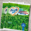 Plastic Frozen Food Packaging Bag Sea