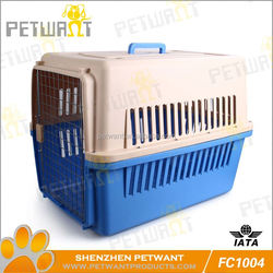 Selected material collapsible dog crate iron cage