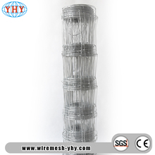 1.2m high hot dipped galvanized wire mesh hog wire and sheet fence with competitive price