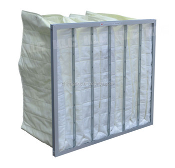 Air Conditioning Secondary Air Filter pocket filter filtros bolsas