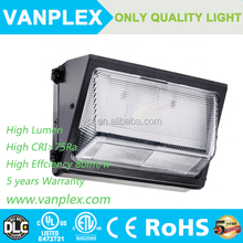 36W LED Wall Pack Tunnel Light DLC UL ETL Approved and,surface mount outdoor LED wallpack