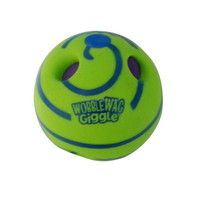 WOBBLE WAG GIGGLE BALL DOG PLAY BALL WITH FUNNY SOUND KEEPS DOGS HAPPY ALL DAY