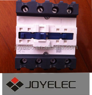 TESYS MODEL LC1-D40004 4P CONTACTOR 40A