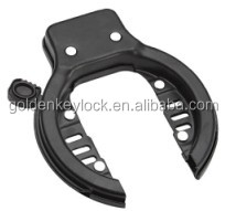 frame lock for bicycle lock