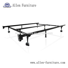 metal bed frame King Universal 8 legs