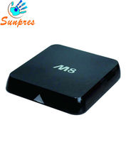 Porn video android 4.2.2 tv box with 3D WIFI full hd 1080p porn video xbmc M8 support facebook skype chatting