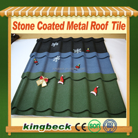 galvanized metal roofing sheet roofing materials Stone coated philippines price roof tile