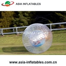 Cheap Glow Zorb Inflatable Shinning Zorb Balls,Outdoor Glass Body Ball for sale