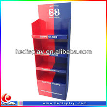 Cardboard Travel Set Display Stand, Pallet Display Travel Set For Facility