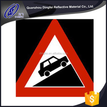 china goods wholesale Reflecitve traffic sign pictures and meanings