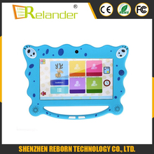 7 inch dual os kids tablet pc with allwinner A33 quad core /Support Electronic Game tablet