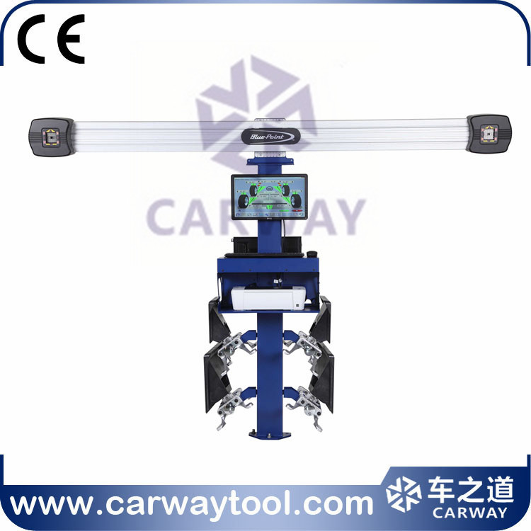 car repair equipment High Accuracy 3d Wheel Alignment and Balancing Machine for Sale with CE