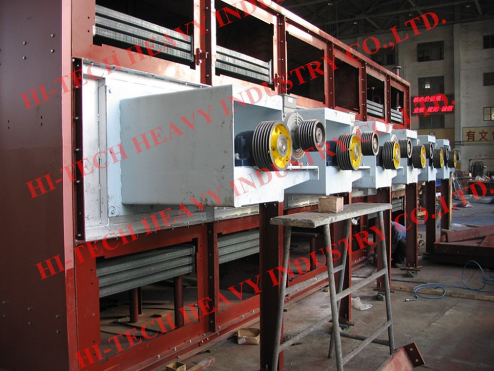 ZF1112 ROTARY SCREEN DRYER YARN AND COTTON AND FIBER DRYER used textile machine