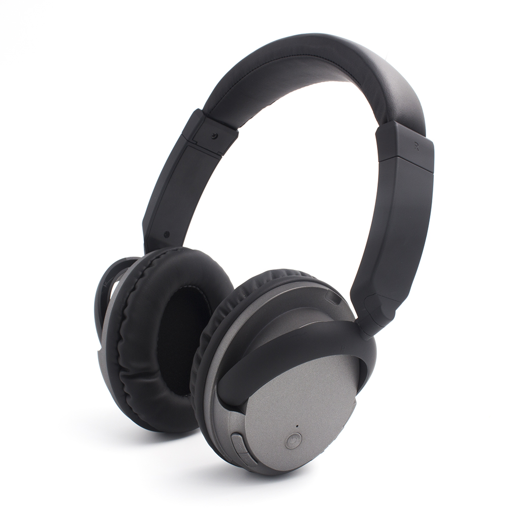 Mini Wireless Noise Cancelling Portable Bluetooth Headphones