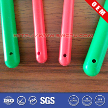 PP colorful hard or flexible plastic rod stick