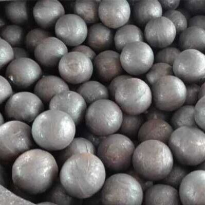 High chrome / middle chrome cast iron ball / forged steel balls
