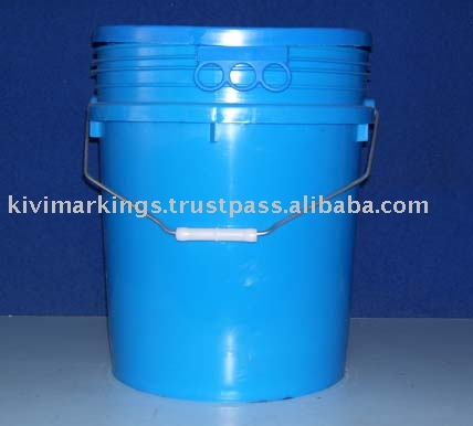 Liquid Photopolymer Resin pails