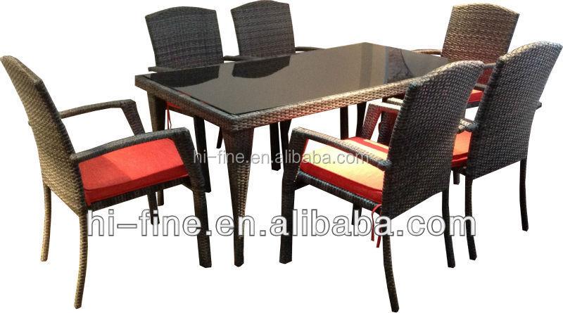 2016 Hot Sale Rattan Wicker Garden Furniture Set 7pc Ratten Garden Furniture Buy Ratten