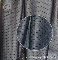 High Standard Cloth Material Fabric Polyester Sportswear, T-Shirt ,Garment, Home Textile Poly Mesh Fabric
