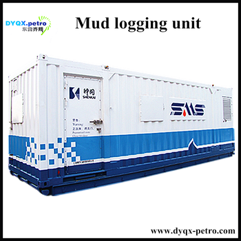 SK-DMS oil well Mud Logging Unit