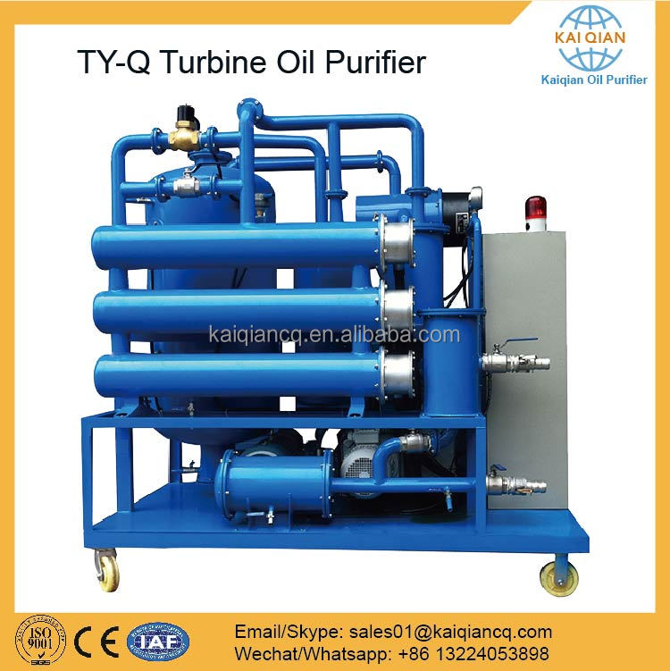 Lube Oil Purifier Operation System