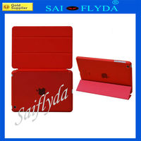 Smart cover for ipad with pc back case