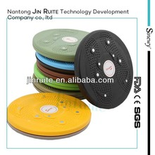 non-slip twist waist torsion disc