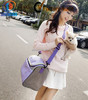 trendy design fashion lady small pet carrier bag shoulder travel bag