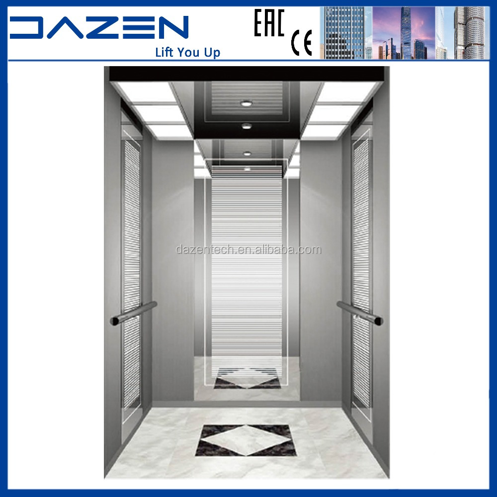 Quality Glass Elevator Lift Modernization With CE/CUTR/TUV