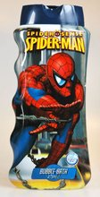 spiderman 475 ml bubbelbad