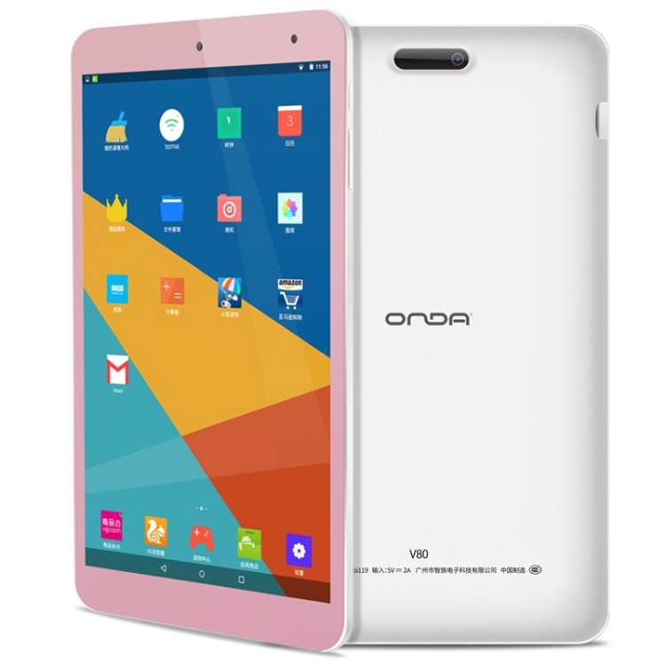 New products online shopping dropshipping ONDA V80 Tablet Basic Edition, 8 inch, 2GB+16GB android tablet pc, CE Certificated