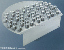 Monel 400 Bubble cap tray