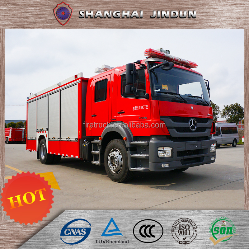 New Patented Products Mini Fire Tender Truck Price