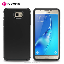 China factory whoesale ultra thin hybrid hard cell phone case cover for Samsung J7 2017