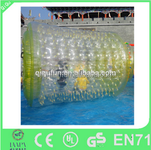 1.0 mm PVC/TPU material colorful water cycle coloring s heetspvc inflatable skating rink for sale