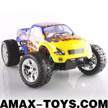 10110top 4WD electric truck 1:10 truck hobby with lipo battery