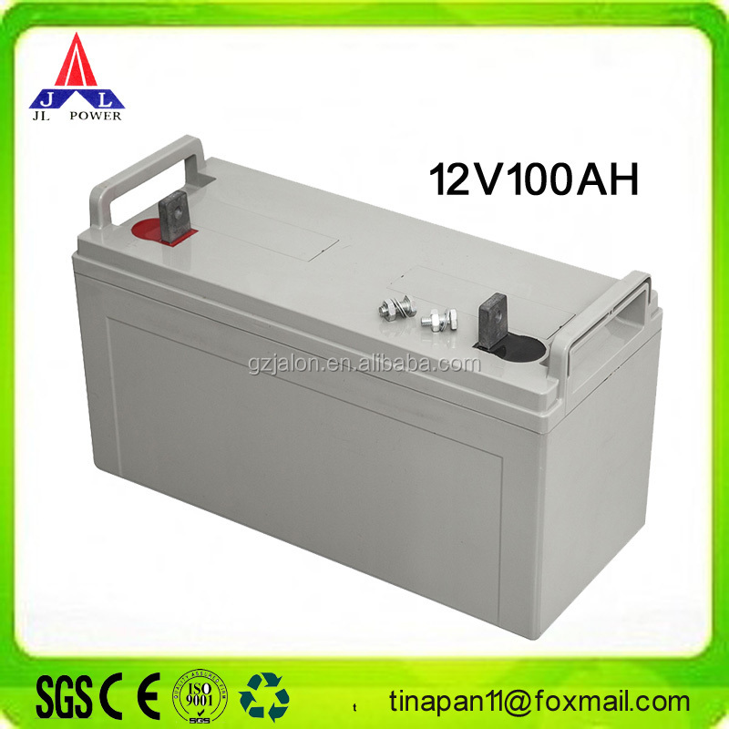 best price and good quality 12v 120ah sealed lead acid batteries
