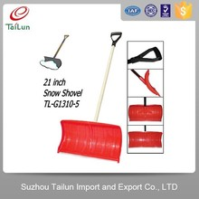 Six big department multi-function shovels snow pusher