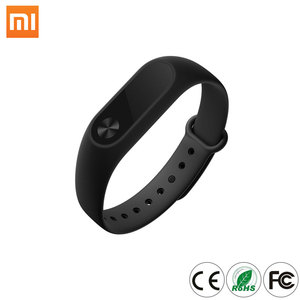 Original Xiaomi Mi Band 2 Smart Wristband Fitness Bracelet OLED Touchpad High Quality Mi Band 2 Heart Rate Monitor Mi Band 2