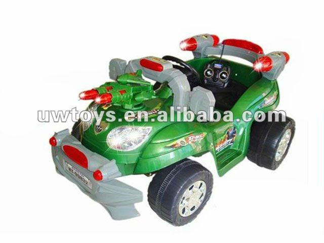 4ch r/c ride on toy car for kid (UW1036805)