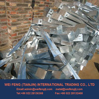 Galvanized Ground Stake