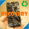 High price buying and recycle mobile phone lcd broken cracked touch screen display repair for iphone 6