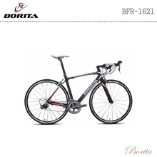 Borita Top Sale Carbon Fiber Super Light 20 Speed Road Bike