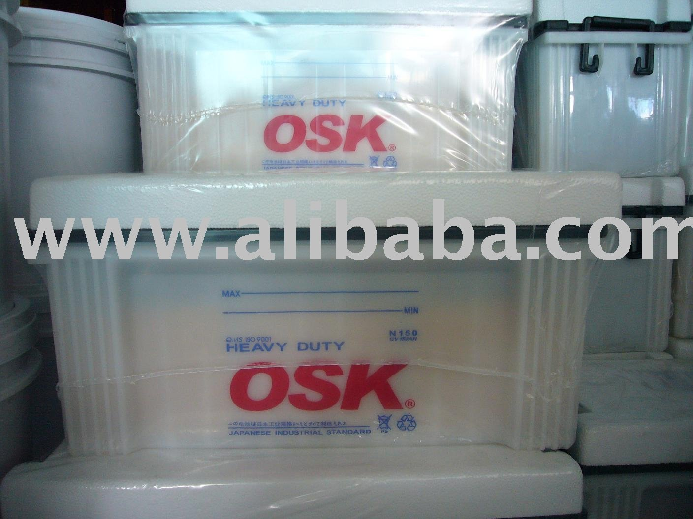 Osk Dry Charged Battery