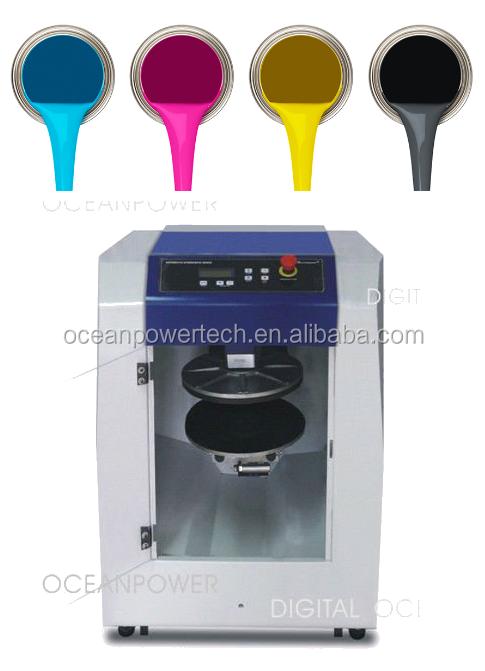 automatic paint color mixing machine