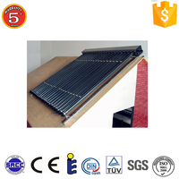 Solar Home System Heat Pipe vacuum solar collector china