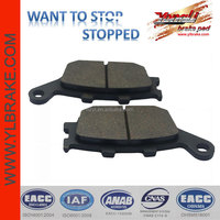 Rear brake pad for yamaha yzf r 6;brake pad for honda cbr600rr 05;brake pad for SUZUKI sv 1000